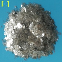 China muscovite mica flakes for paint industry