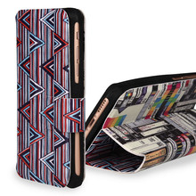 C&T Flip Pu Leather Phone Cover Case for Motorola Moto M