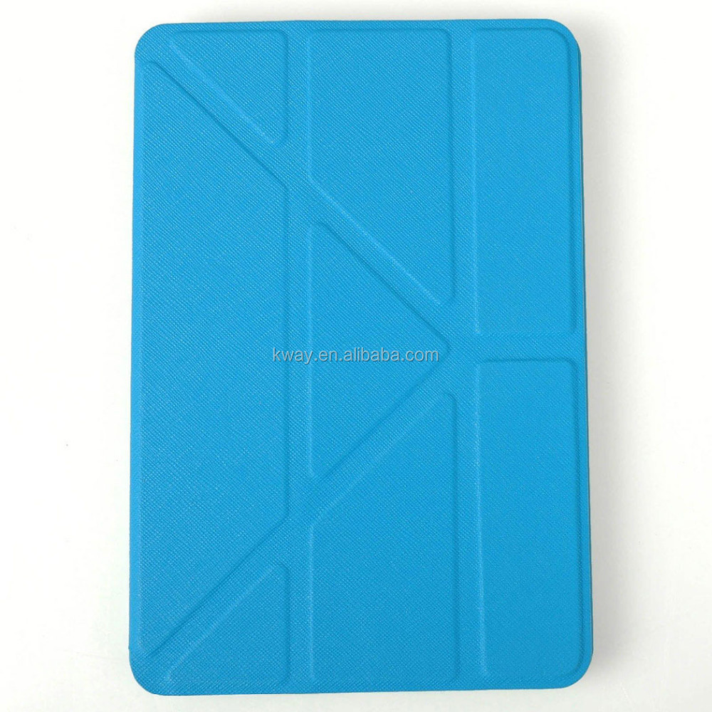 Transform Case Smart cover with 5 Shapes Stand Magnetic Thin Flip for iPad 2/3/4 for iPad mini 1 2 3