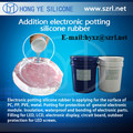 electronic potting compound silicone rubber for potting compound HY-9325