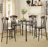 Wooden dining table furniture dining table and chair used dining room furniture for sale