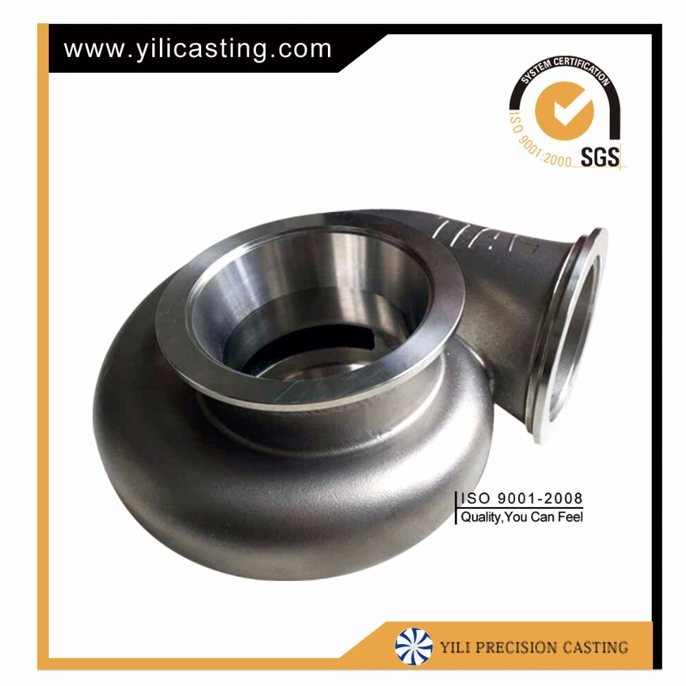 stainless steel precision turbine housing