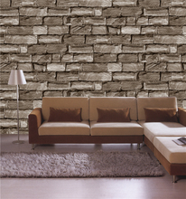 Brick Designs 3D Effect Interior Wallpaper Made in China