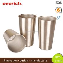 Everich 16oz Vacuum Insulated Stainless Steel Pint For Beer