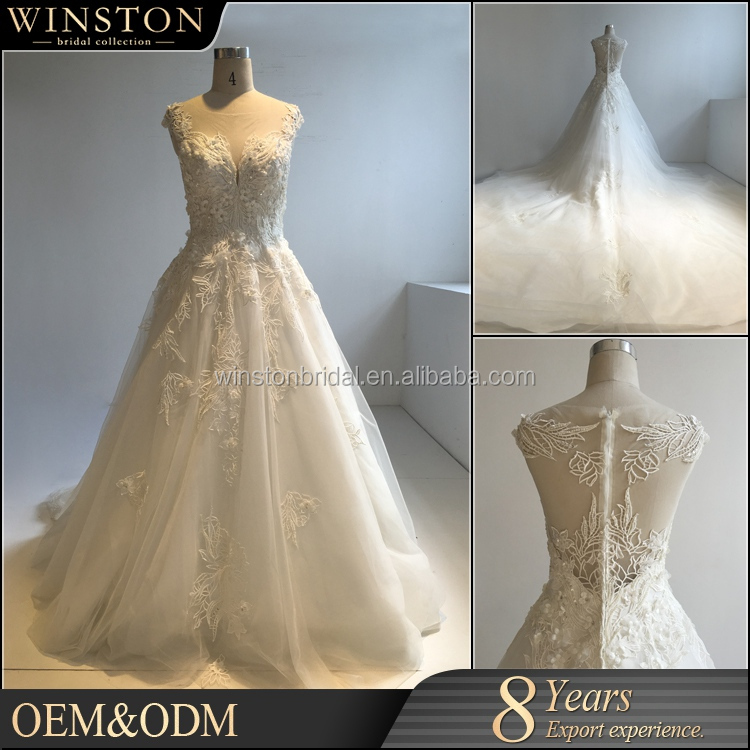 High Quality Custom Made xh bridal wedding dresses 2016