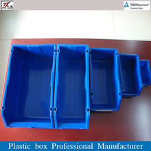 Storage Plastic Spare Parts Bin for Shelves