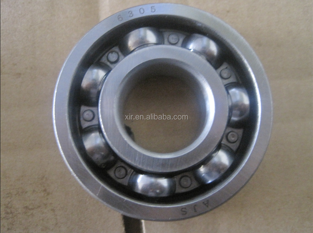 OEM deep groove ball bearing 6305 chrome steel bearing ABEC-1