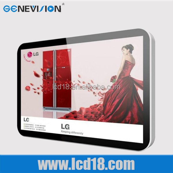 "26"" Screen Size and <strong>16</strong>:9 Screen Type Android Advertising Touch Screen Monitor"