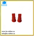 Custom food grade silicone duckbill check valve Silicone flatter valve
