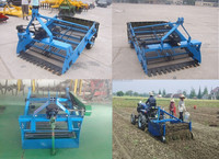 agricultural machine double-rows harvester potato