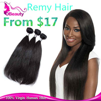 Wholesale Top Quality Luxury Brazilian Silky Straight Remy Human Hair Product