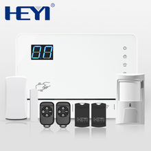 New Intelligent Smart House Automation Alarm System Home Security Wireless
