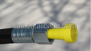 Hydraulic rubber hose plug oil resistant made in china