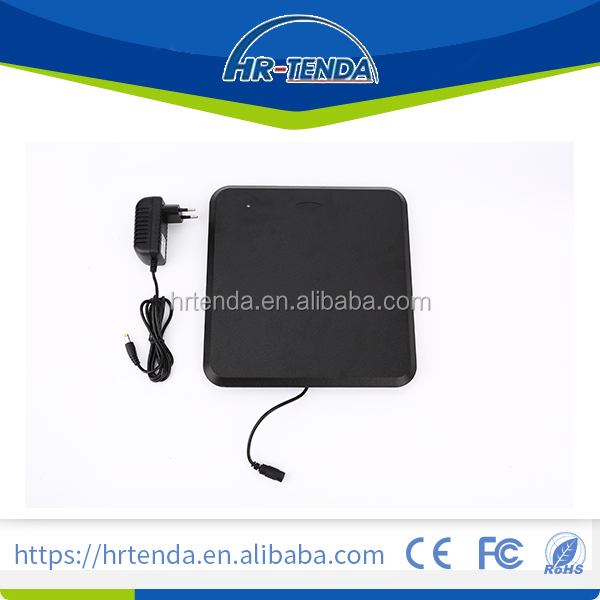 8.2Mhz EAS RF Label Deactivator Security Soft Label RF Deactivator for Book Security