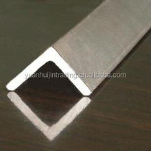 equal&unequal steel angle bar Type and BS,ASTM,GB,DIN,AISI Standard carbon steel angle iron