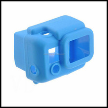 China manufacturer designed durable soft silicone camera cover