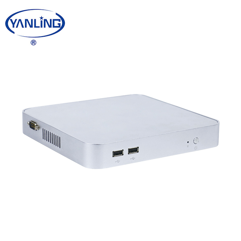desktop computer mini pc intel i3 6100U USB 3.0 300M wifi compatible duaL display home office server