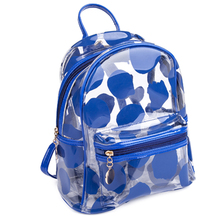 Bulk Products From China Cheap Recycled Clear Pvc Waterproof Backpack