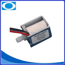 mini air solenoid valve quick air release valve 6v/12V dc electric,normally closed mini air valve,air valve for breast SC0526GC