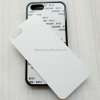 high quality TPU material sublimation cell phone case for iphone 5