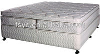 luxury hotel box spring bed mattress(DB-M102)