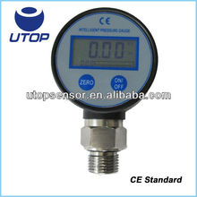 UIY6 fuel water digital pressure gauge