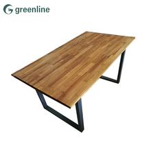 Good quality extendable french hideaway and chairs korean style modern dining table