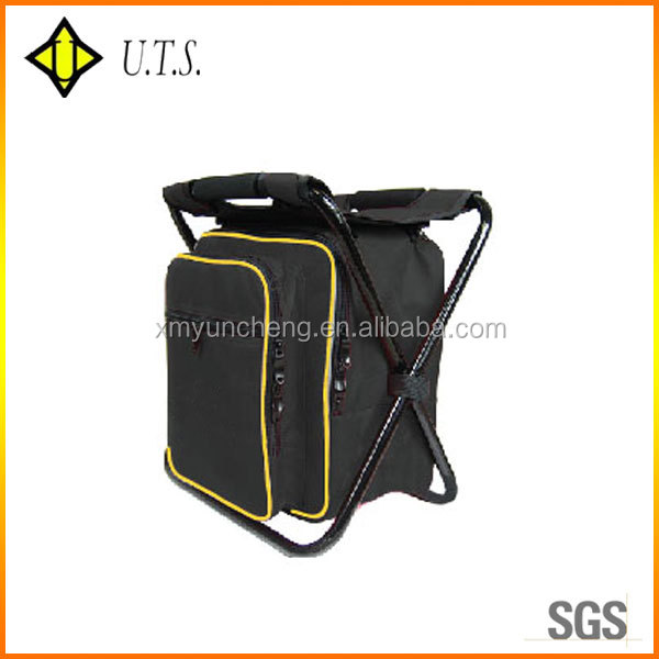 2013 cooler bag for frozen food with foldable seat