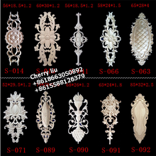 decorative cnc carvings carved furniture wood appliques and onlays