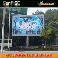 led screen outdoor hot hot xxx video hd p10 led display screen shenzhen