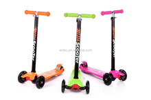 Wholesale 3 wheel aluminum kids scooter for sale