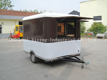 hot sellingYY-FS250Rbicycle food cart/street food cart trailer/mobile motorcycle