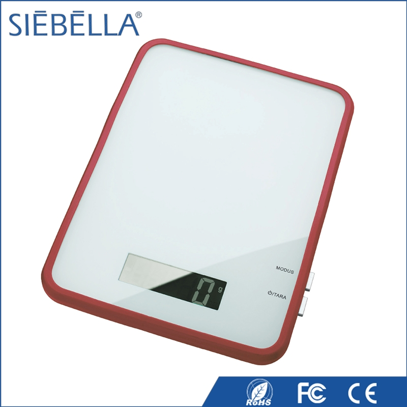 Selling well promotional digital vegetable food list scale industries kitchen scale for household using