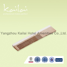 Hotel Use Wooden Comb