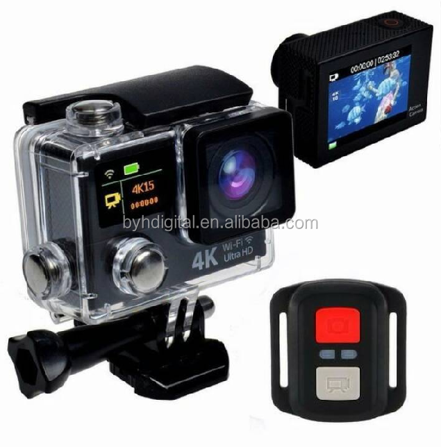2017 hot new products ebay amazon mini wifi waterproof full hd 1080p 60fps sport camera 4k action go pro camera