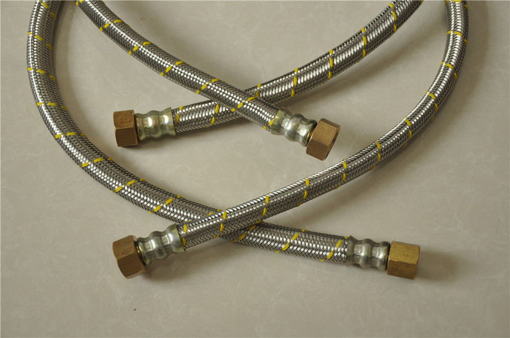 basin faucet connector hose/faucet metal flexible hose