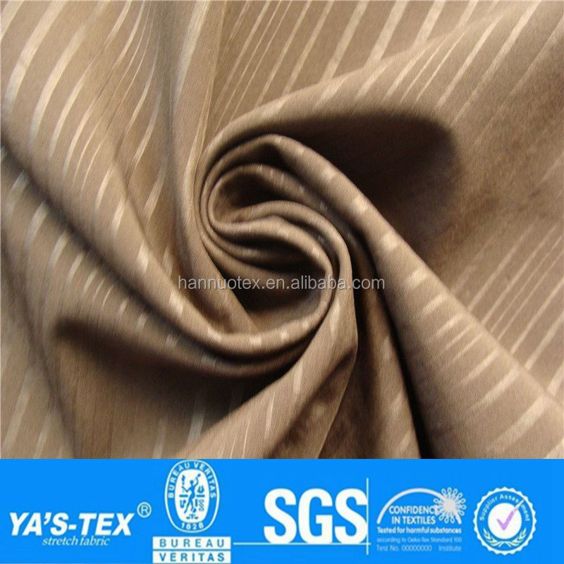 TPU membrane waterproof breathable polyester spandex 3 layer bonding fabric for ski jackets