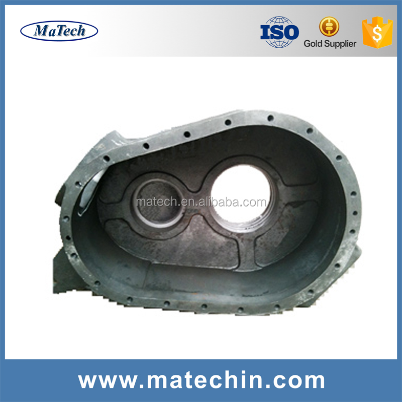 Customized High Quality Precision Shell Mold Casting Process