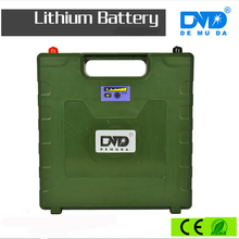 Pakistan market Li-ion battery pack 12v 100ah 160ah 200ah lithium ion battery for solar street lamp