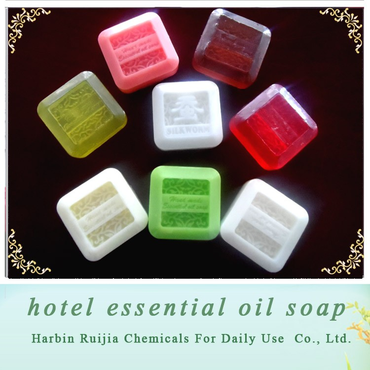 Essential Oil hotel Soap
