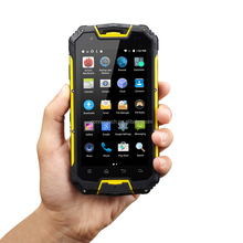 4G LTE 4.5 Inch 4700mAh Battery Walkie Talkie Rugged Smartphone with NFC Function