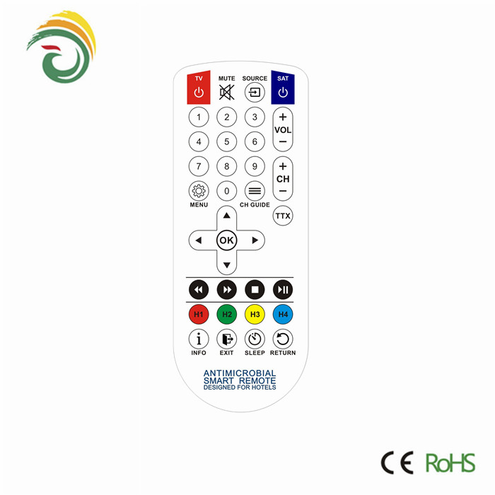 Factory supply waterproof universal remote control tv