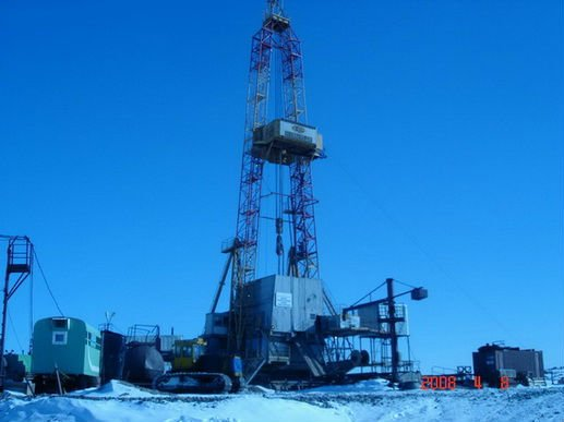 used drill tower BU 2900/175 DER Uralmash.