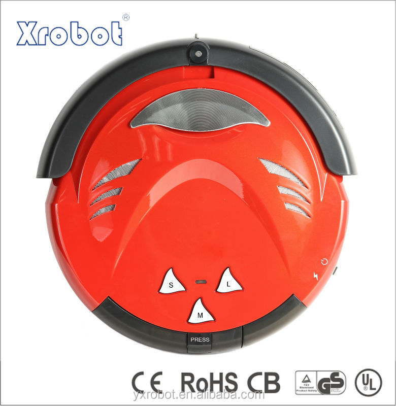 Automatic robot cleaner for floor cleaning
