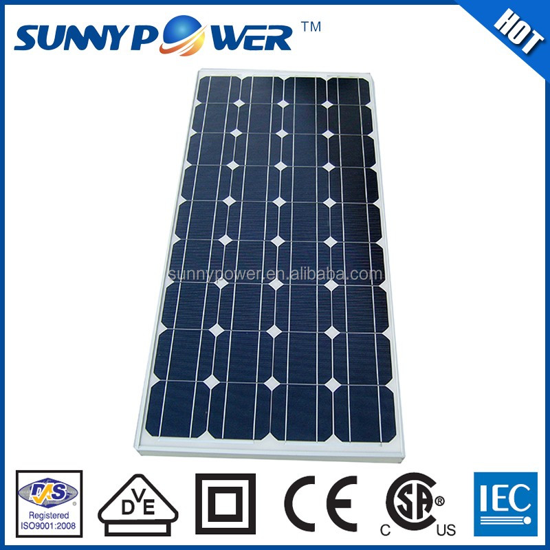 80 watt solar panel price list Popular