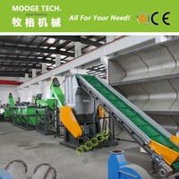 high productivity plastic pe pp film recycling line price