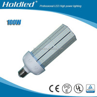 Lowest Price dimmable UL listed led lights 100w E39 347v