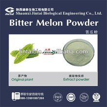 Fresh bitter melon liquid extract juice powder