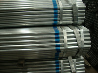 GALVANIZED WATER STEEL PIPE/GI CONDUIT VARIOUS SIZES