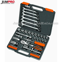 58pc 3/8Dr Socket & Wrench Tool Kit High Quality DIY Tool Set